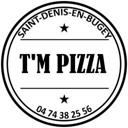 Logo TM PIZZA