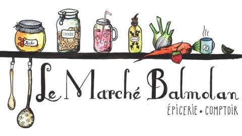 Bannière Le Marché Balmolan