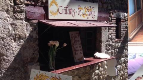 Bannière Ô galettes de sophie