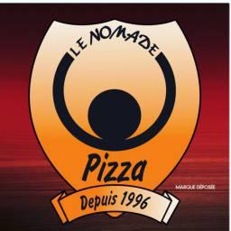 Logo Pizza le Nomade